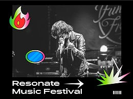 「Resonate  Music Festival」 品牌