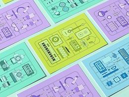 24小时职业商店创意设计