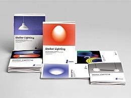 Stellar Lighting 恒星照明品牌全案设计