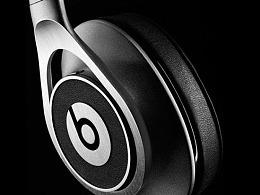 beats耳机海报
