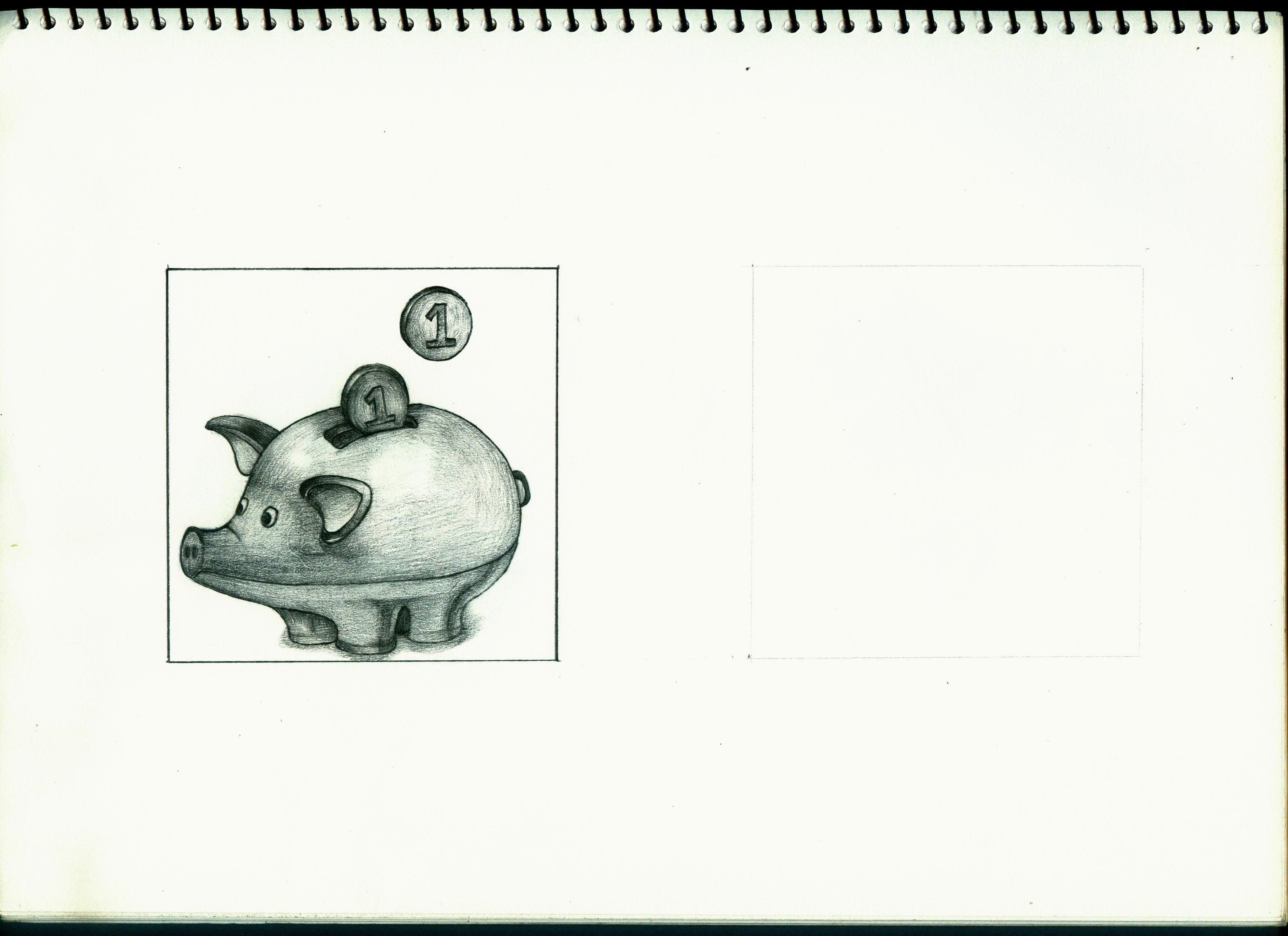 在手绘图标之前,我查找了许多关于童年的资料,将素材中的灵感元素进行