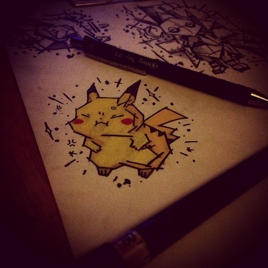 小图纹身设计