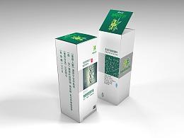 药品盒包装设计