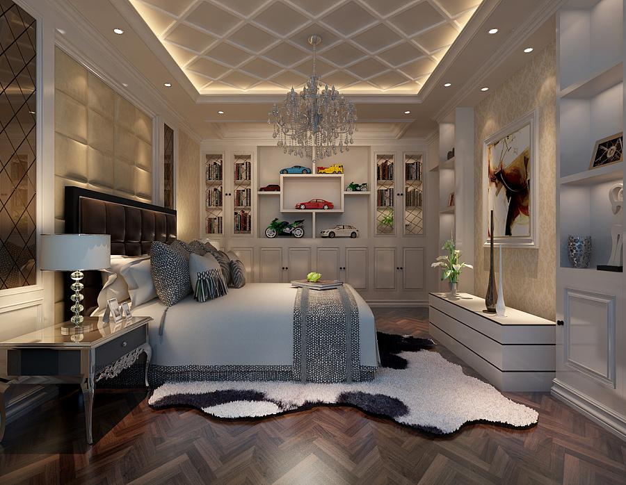 现代简约风格装修|室内设计|空间/建筑|yihanliu