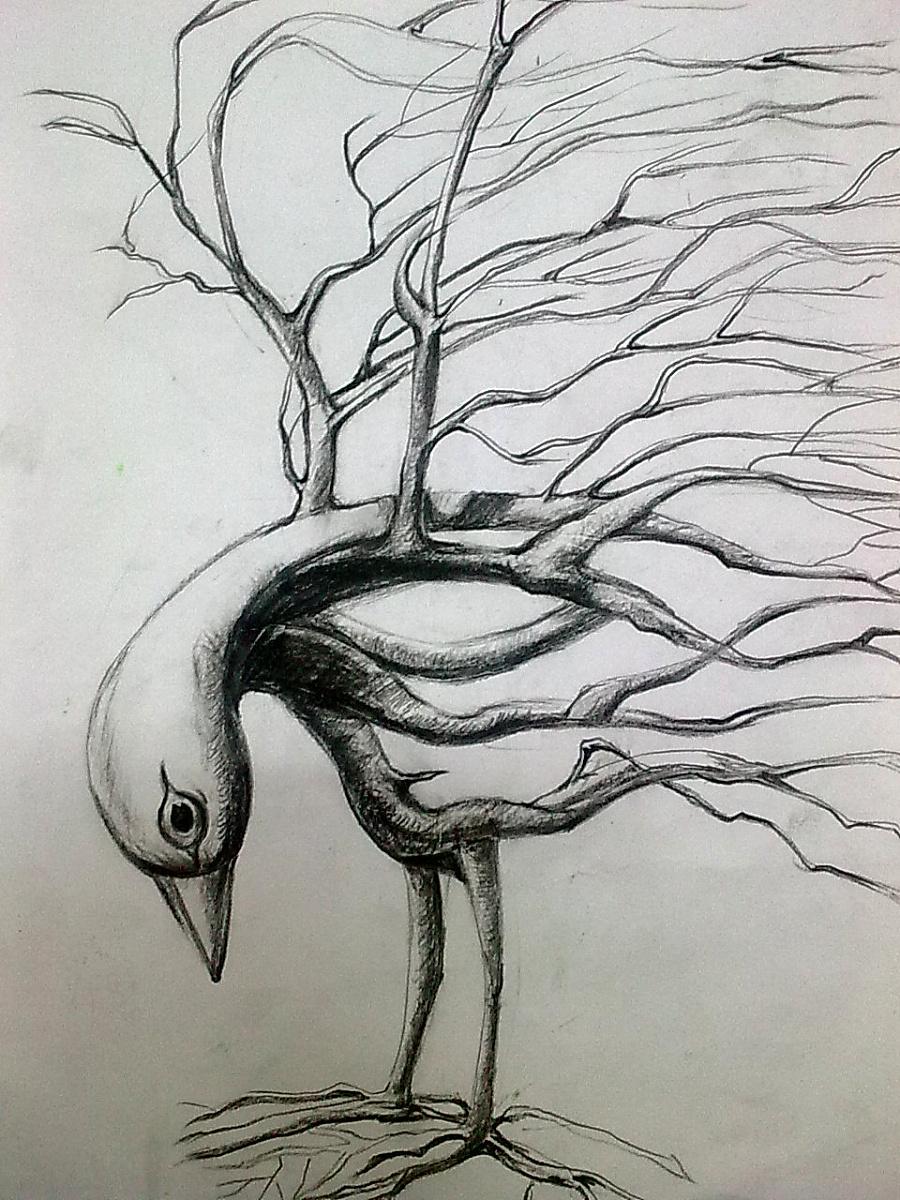 手绘临摹|绘画习作|插画|视觉传达艺术设计 - 原创