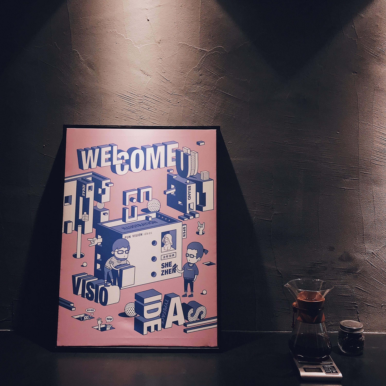 fxck22_fun vision ideas lab|插画|商业插画|fxckdown