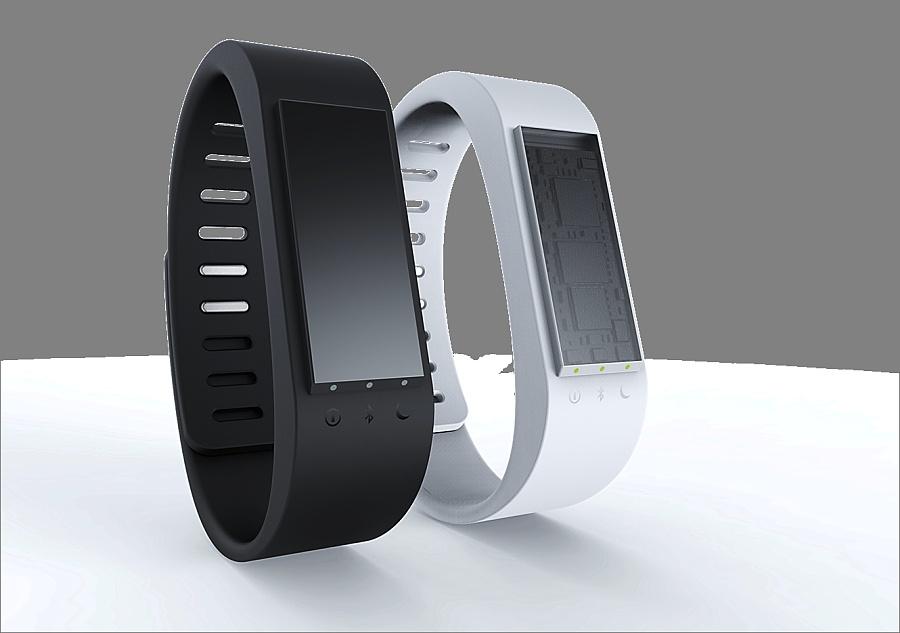 智能手环设计|电子产品|工业/产品|深圳白狐工业设计
