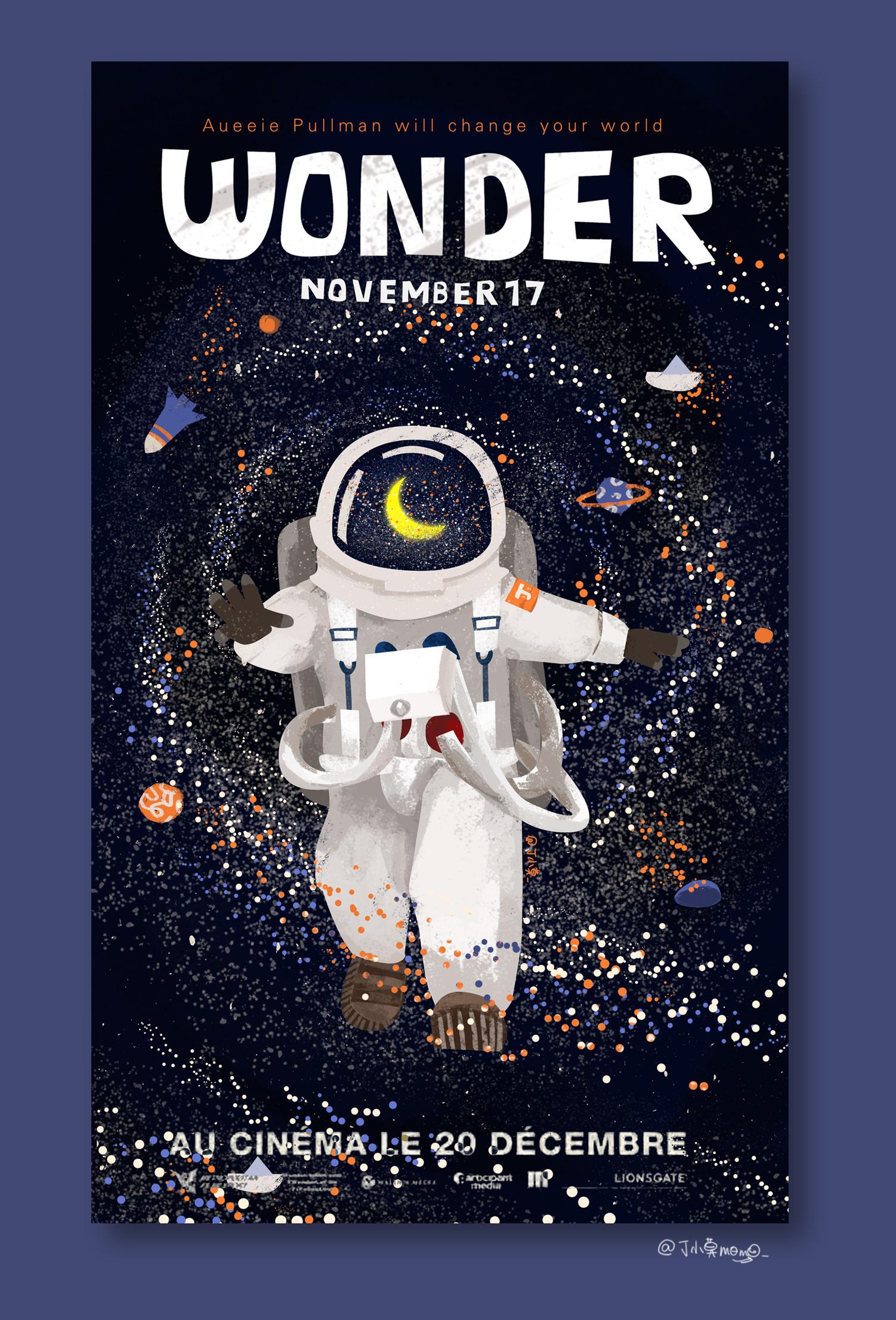 wonder (奇迹男孩)—(50/365)