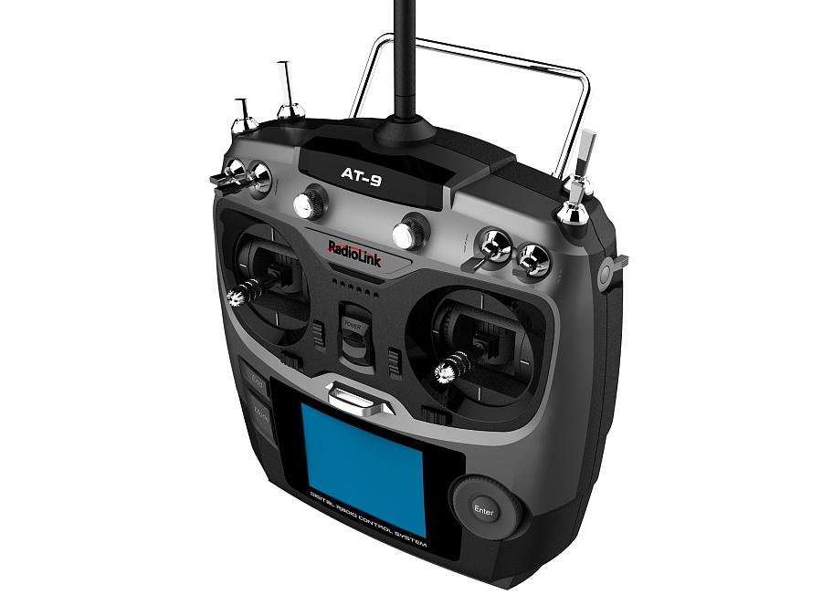 白色产品设计-航模遥控器|电子产品|工业/产品|白色