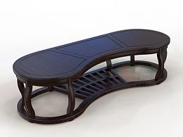木仓学院AutoCAD直播课三维家具建模案例-情人椅模型