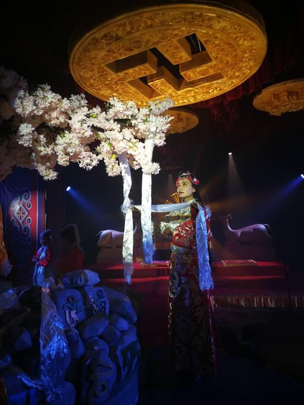 藏式婚礼直播为婚庆行业带来新玩法|blackmagic design全国巡展西宁站图片