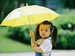 雨天和小鸭子雨靴