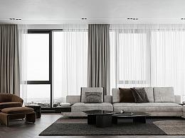 气质优雅的居所,质感与时尚的结合!