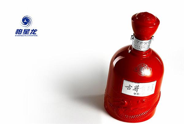 柏星龙年份包装设计之白酒贡酒原浆古井16年用minitab绘制散点图图片