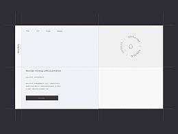 Minimal | 官方品牌网站视觉全案策划