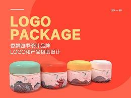 琢品牌《香飘四季》产品包装设计
