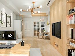 家居,两居室设计