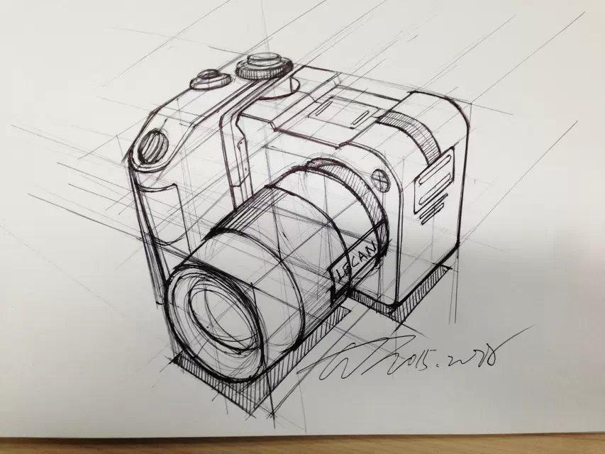 手绘练习|其他产品|工业/产品|a_can - 原创设计作品