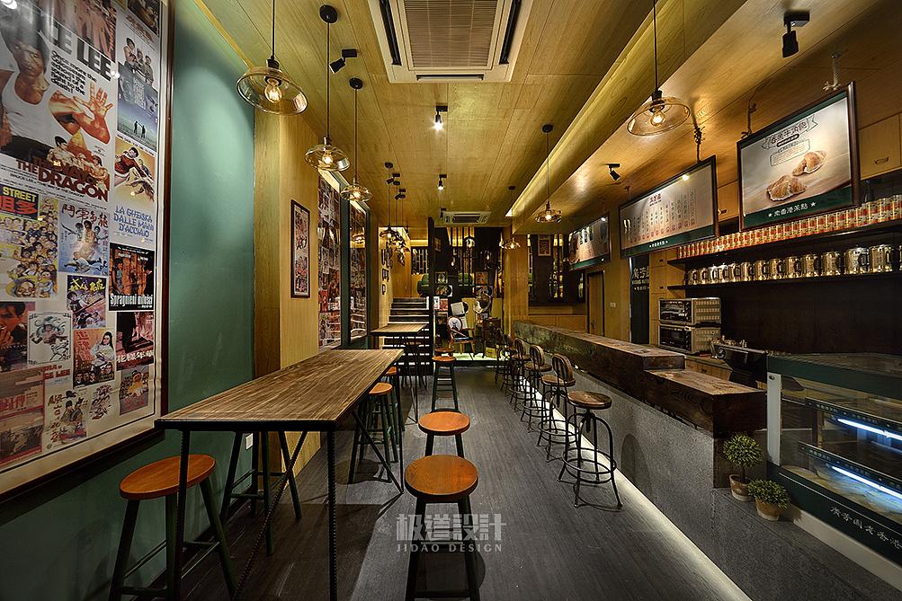【极道v餐饮】餐饮案例|广芳园三坊七巷店|房屋北京空间设计公司图片