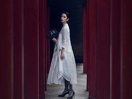 宝娜斯品牌时尚古风拍摄成品
