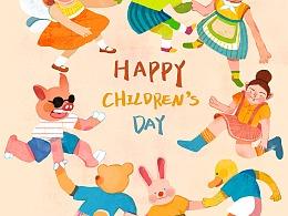 儿童节快乐🎈