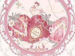 lolita-肥啾与珠宝草莓