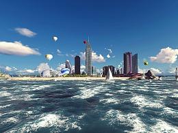 《畅想-海上之城》