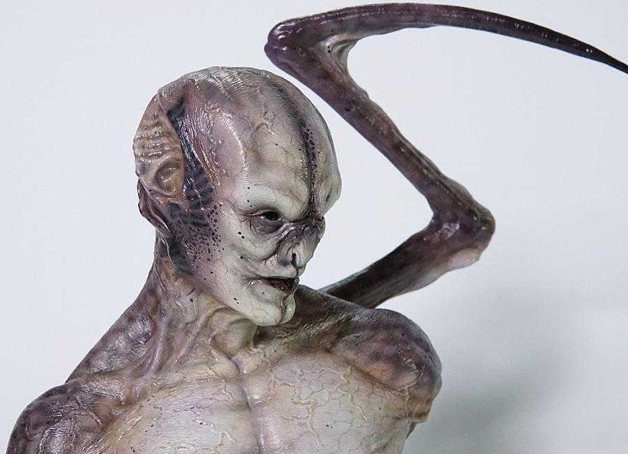查看《【gk涂装】《黑夜传说2》马库斯胸像》原图,原图尺寸:1000x723