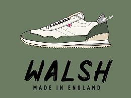 WALSH SS20配色设计