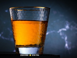 【田石页摄影DEAN】酒杯 威士忌