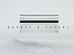 「Barbas & Zacari」手表 移动端/网页端/品牌设计