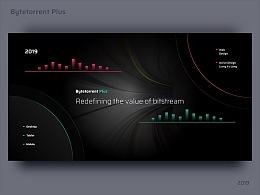ByteTorrent plus 區塊鏈項目產品官網展示