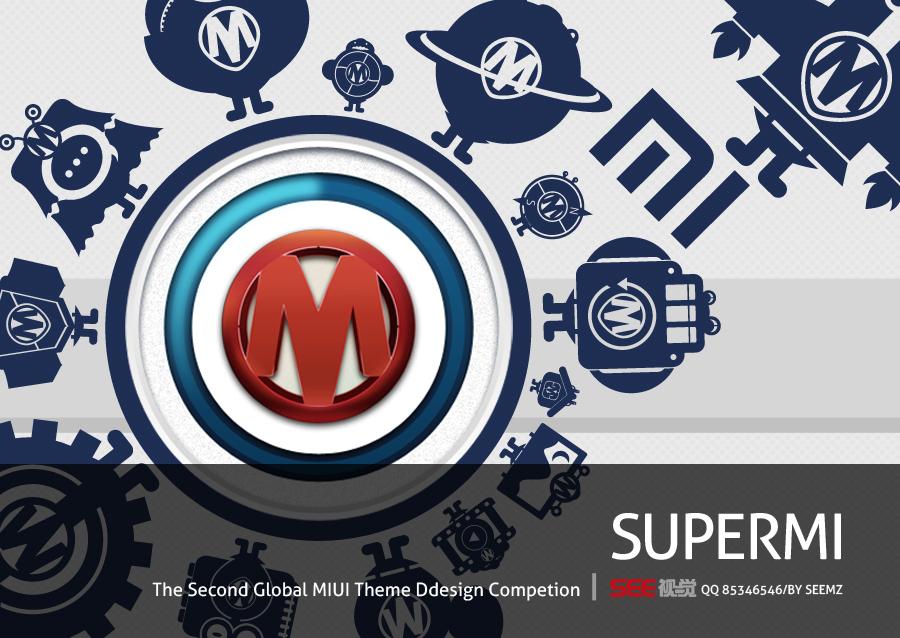 查看《SUPERMI小米侠守卫军团副本》原图,原图尺寸:900x638