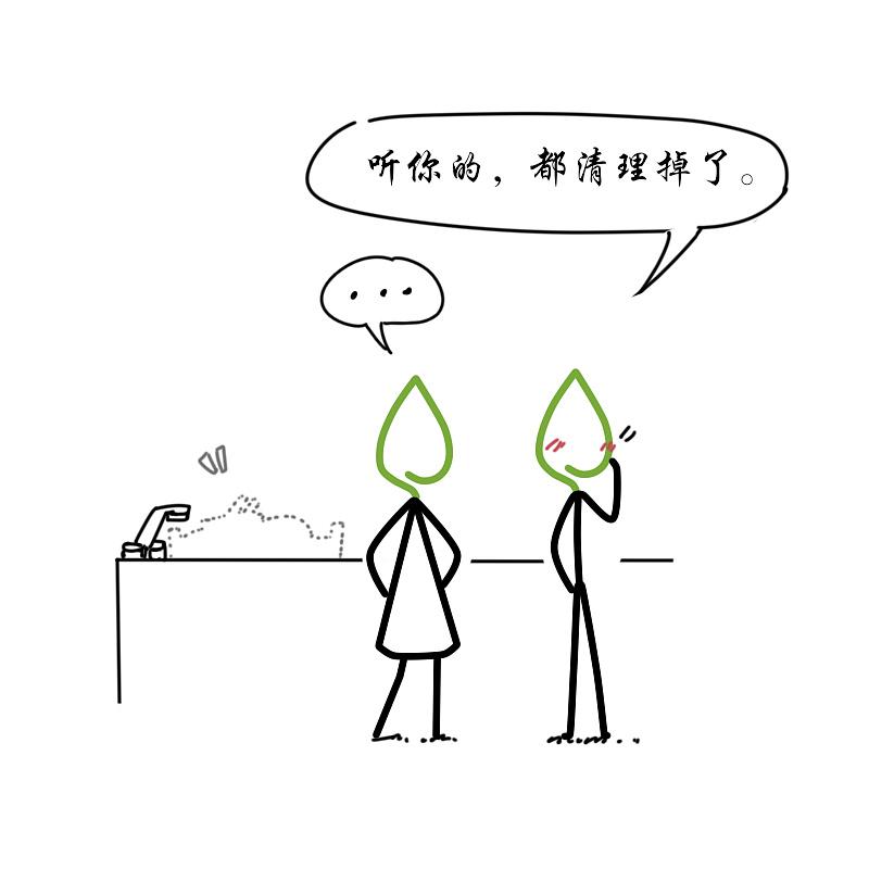简易漫画-清理