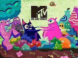 MTV ID // COMOON