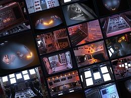 《太空舱》概念设计