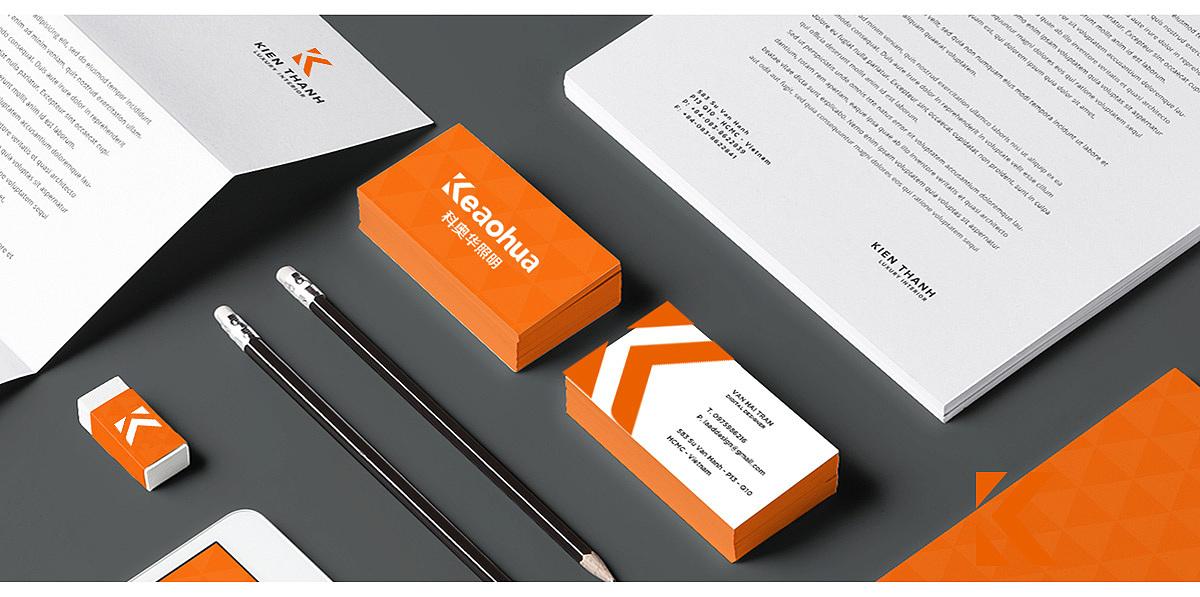科奥华——智能灯具品牌logo