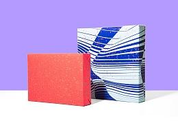 新年快乐包装纸设计