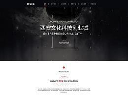 创业城网站设计