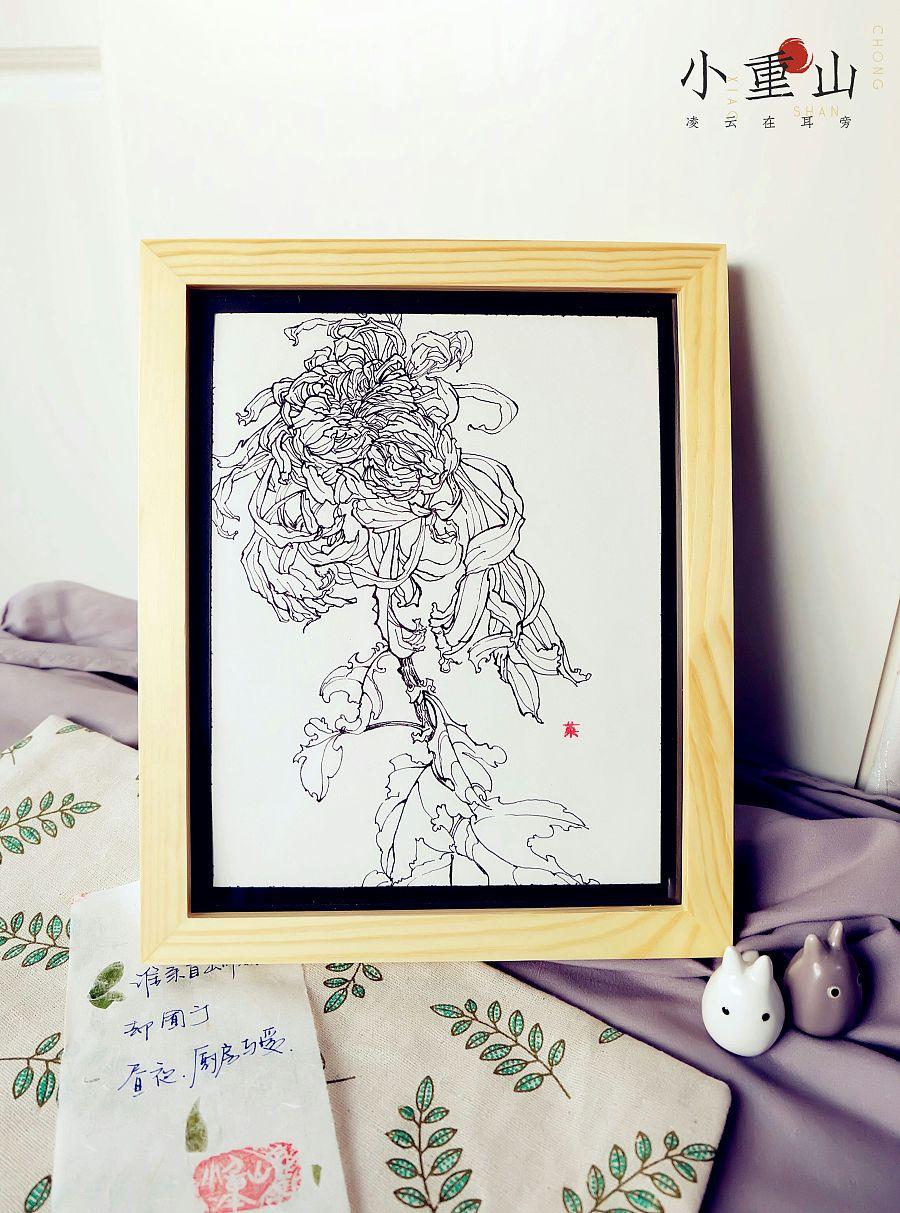 原创设计手绘装饰画第二期