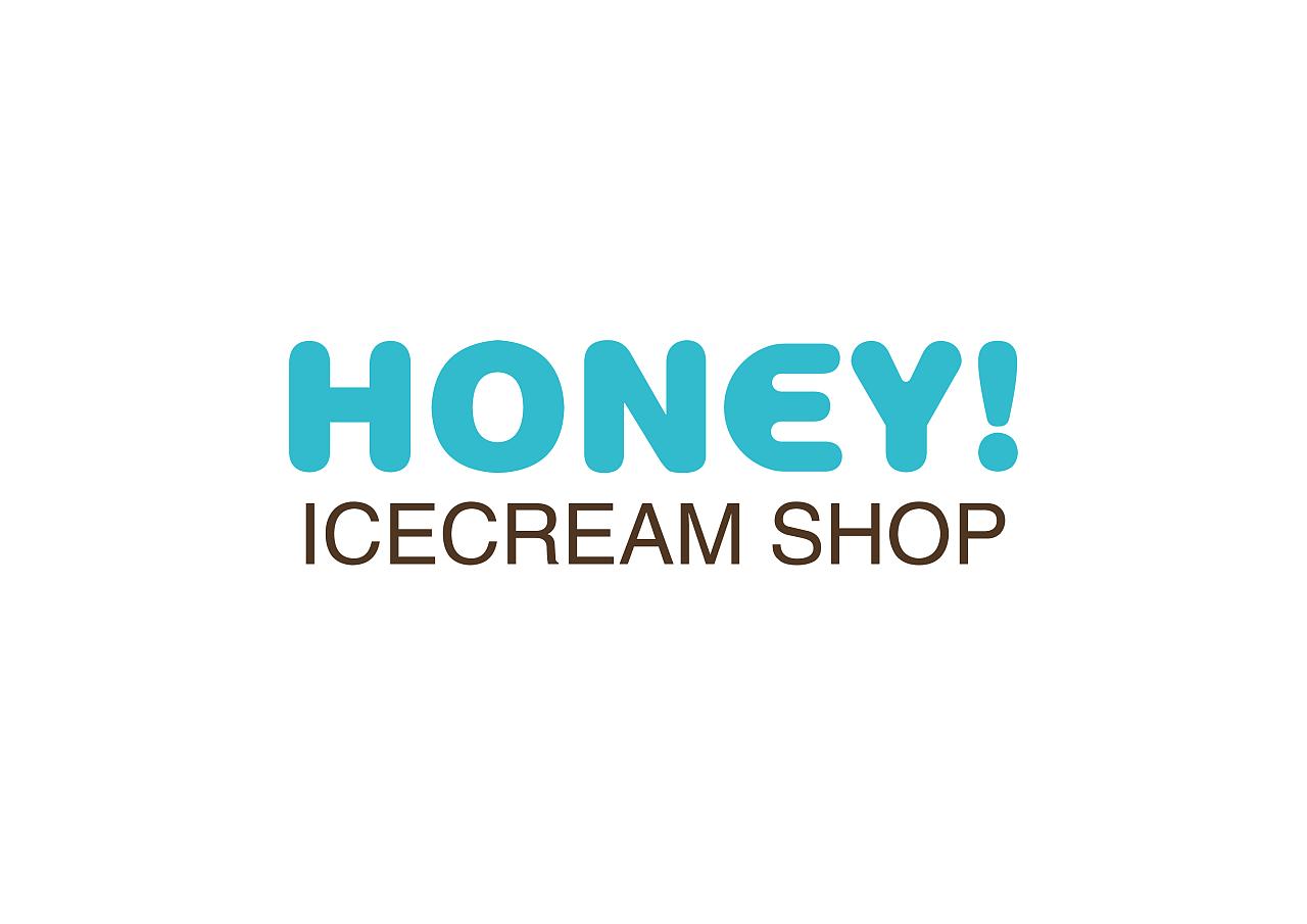 honey 冰淇淋店