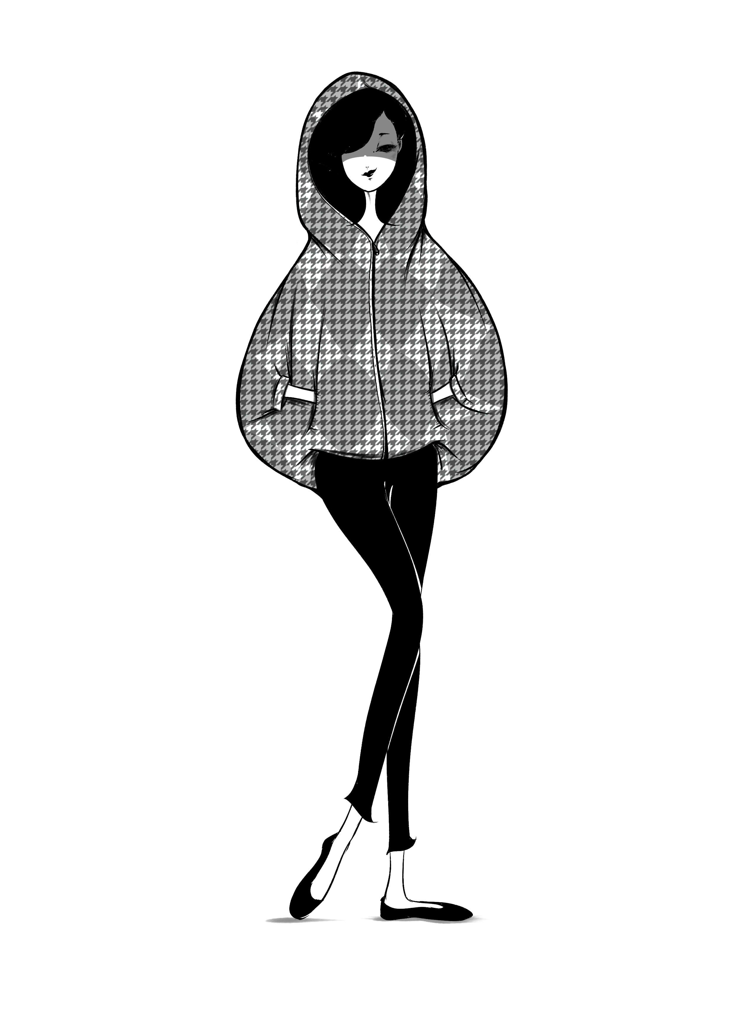 服装手绘稿