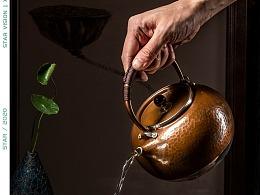 茶壶暗调中式 | 静物产品 | 安静即是静心