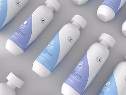 CHUCUI-药妆品牌化妆品包装风格设计