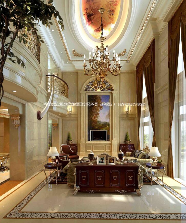 陈先生别墅装修设计案例v先生|室内设计|室内设计优秀毕业生图片