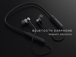 蓝牙耳机渲染