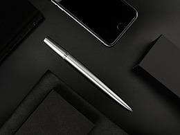 Jeffbona盗梦者  一款很精美的纯机械签字笔