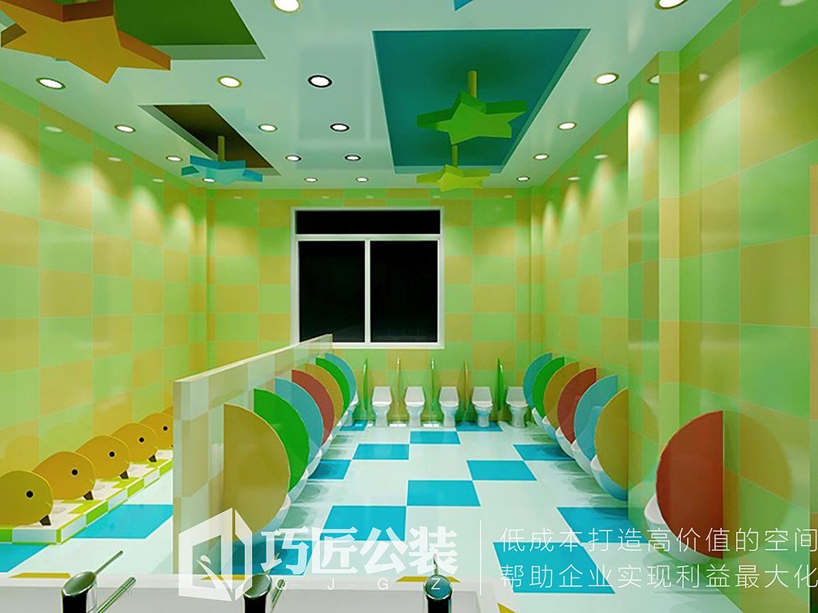 幼儿园设计是以幼教中心装修需求为主的室内外,设计适用于幼儿园、早教中心、幼儿教育中心、少儿英语教育中等装修工程。第一整体风:简洁,明快,活泼,温馨,具有现代感,有童趣,墙面和柱子可以采用软包来做装饰,地面可以用地胶,屋顶设计造型丰富多彩,灯光明亮,温馨顶面灯光配合,需根据儿童接受光照。可视性要留出可供家长了解孩子的教学情况。 巧匠公装部咨询热线:张经理13278718608(微信同号)