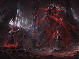 Demon Blood 概念设计