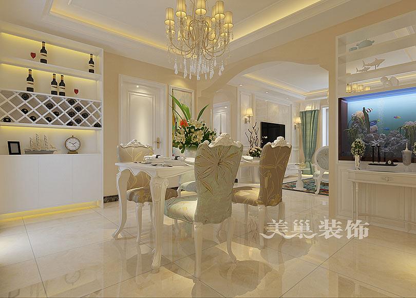 140平三室两厅简欧风格案例间装修装修样板|空三亚凯悦酒店室内设计图片